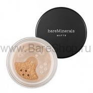 Пудра MATTE Foundation (medium tan)