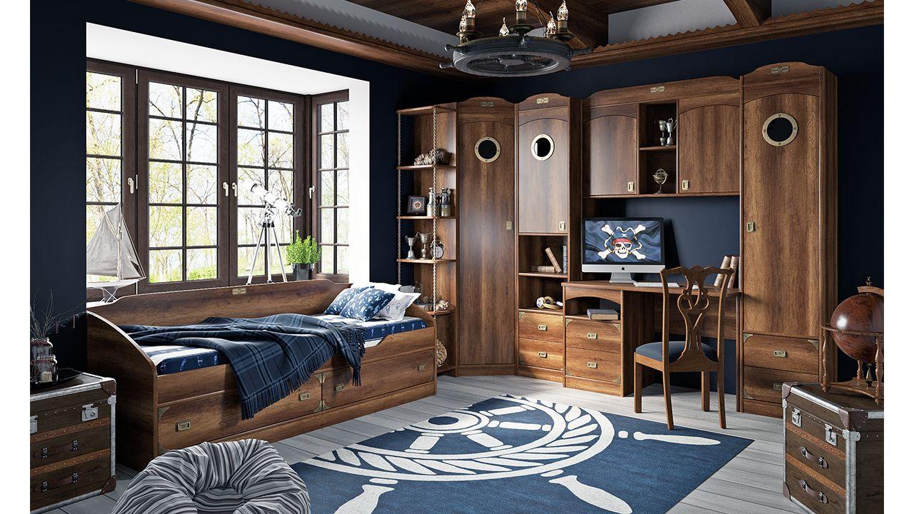 """""""Навигатор"""" модульная мебель для детской и подростковой комнаты"""