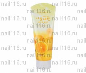 Пенка для умывания лимон Clean Dew Lemon Foam Cleanser 180 мл.