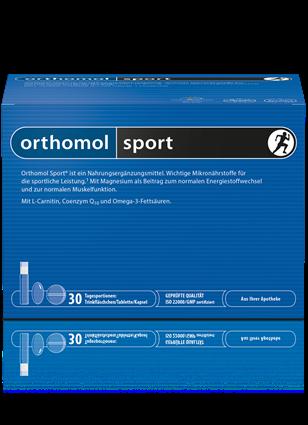 Orthomol Sport (Омега-3)