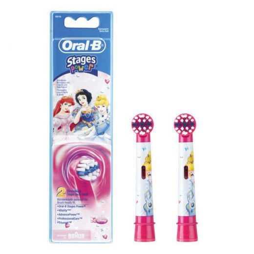 Насадка Braun Oral-B Stages Power Disney 2шт.