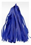 Гирлянда Тассел, синяя, 3м, 10 листов