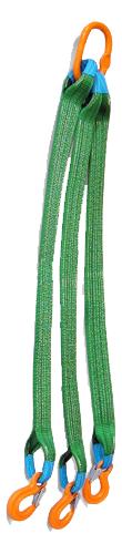 3СТ - Строп текстильный трехветвевой