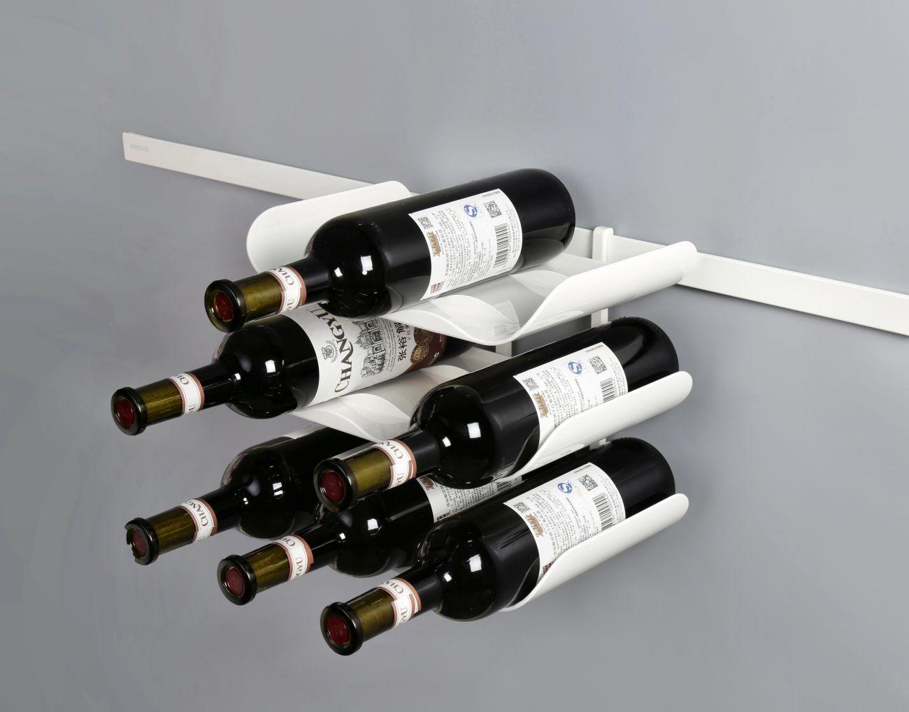 Полка для винных бутылок - HSH30