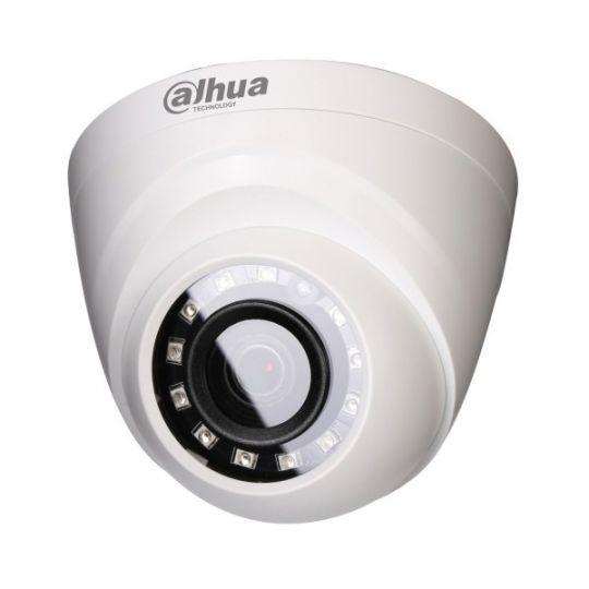 Купольная пластиковая видеокамера Dahua DH-HAC-HDW1000RP-0280B-S3