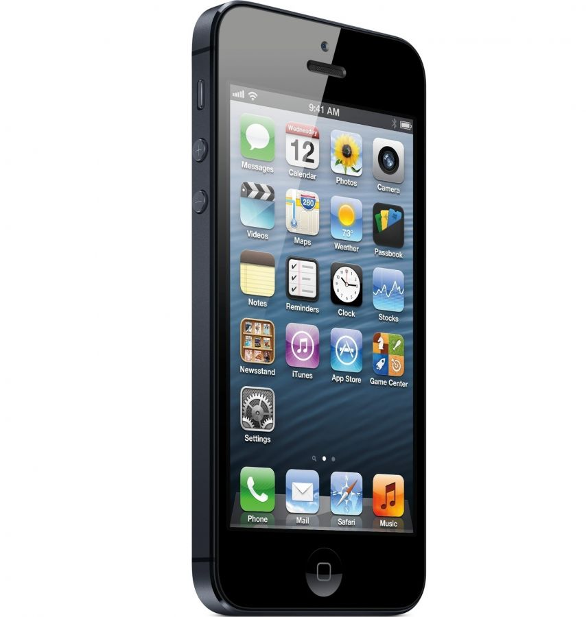 Apple iPhone 5 16GB черный