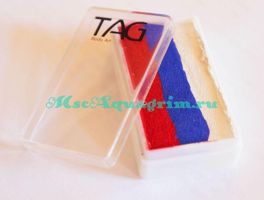 Аквагрим TAG сплит-Кейк Флаг 30 гр