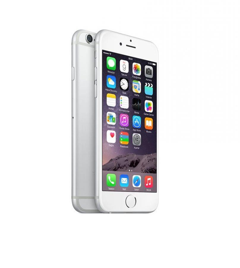 Смартфон Apple iPhone 6 Plus 64GB серебристый