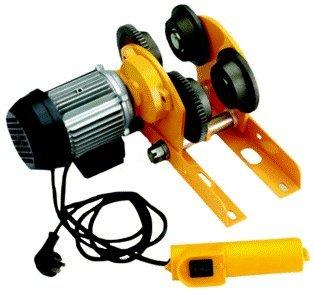 Тележка (каретка, кошка) электрическая для тали РА-250/500/1000/1200 (220 В)