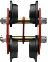 Тележка (каретка, кошка) стационарная для тали РА-250/500/1000/1200