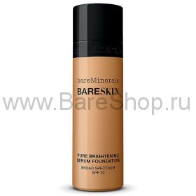 Пудра bareSkin Pure Brightening Serum SPF 20 цвет Bare Tan 13