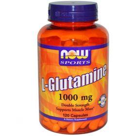 Глутамин 1000мг 120 кап.(фарманалог - Дипептивен (Фрезениус Каби)