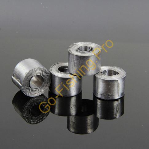 Грузило 0.8 мм (лист, свинец) - 140мм - 14 мм - 0.8 мм