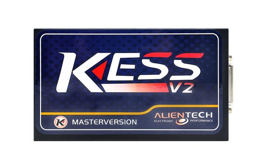 Программатор KESS 2 Master V5.017