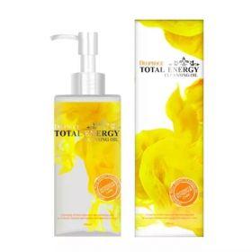 Deoproce Total Energy Cleansing Oil 200ml - Очищающее масло на основе плодов оливы и макадамии