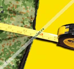 СПАЛЬНЫЙ МЕШОК армейский (длина 202 см)
