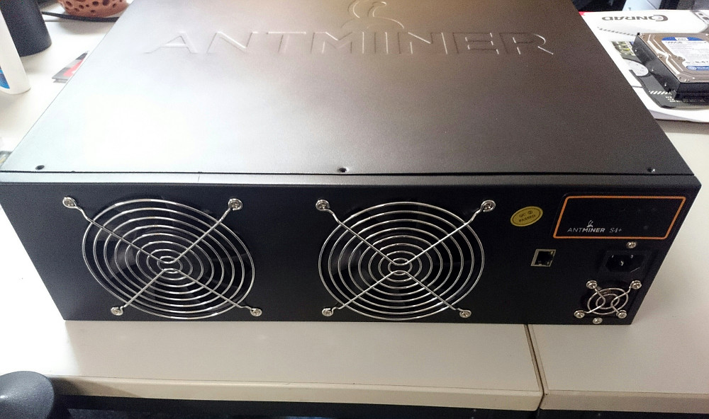 BITMAIN Antminer S4+