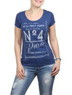 Женская футболка №UK0117