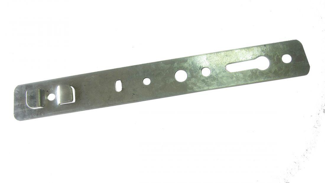 Анкерная пластина КБЕ 190 мм. неповоротная (70 серия)