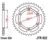 JTR 822.43