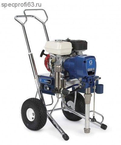Graco Gmax3900 -  покрасочный аппарат безвоздушного нанесения на бензиновом приводе