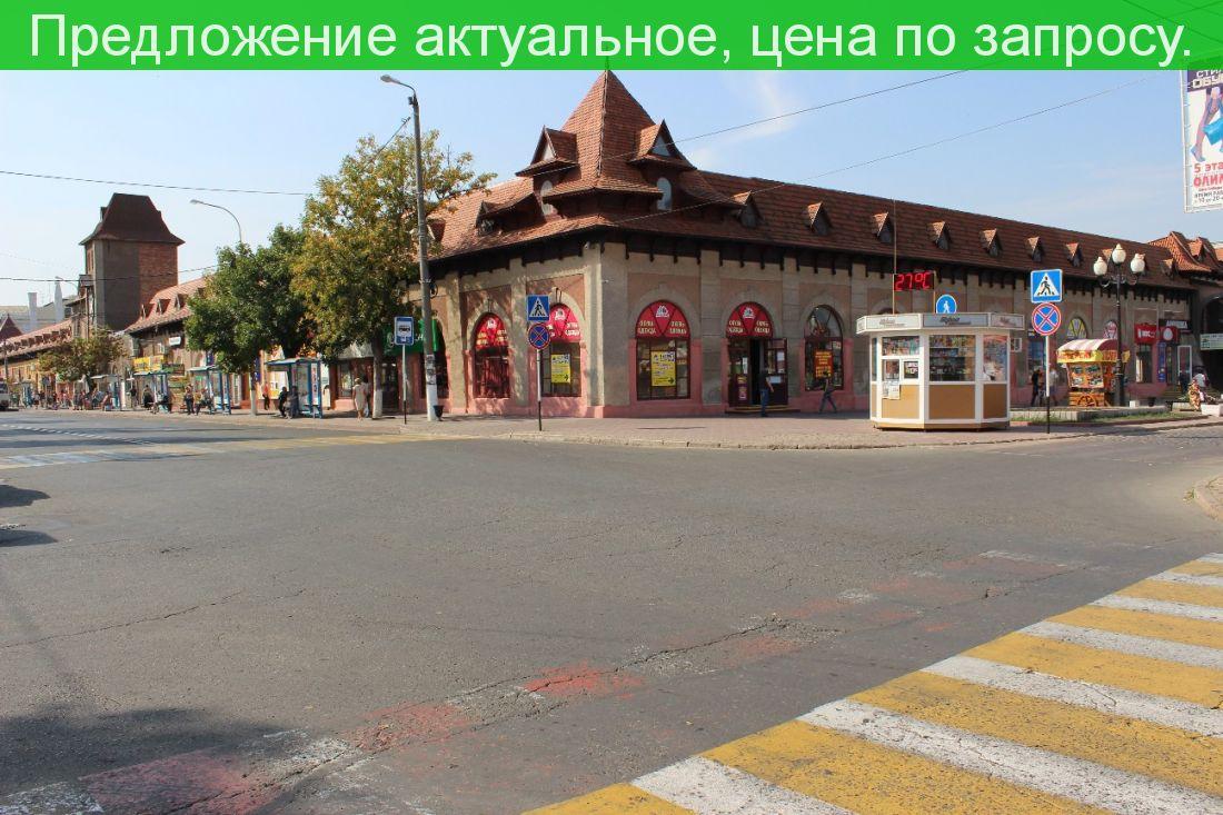 Торговое помещение в центре города Ейска. улица Победа 78