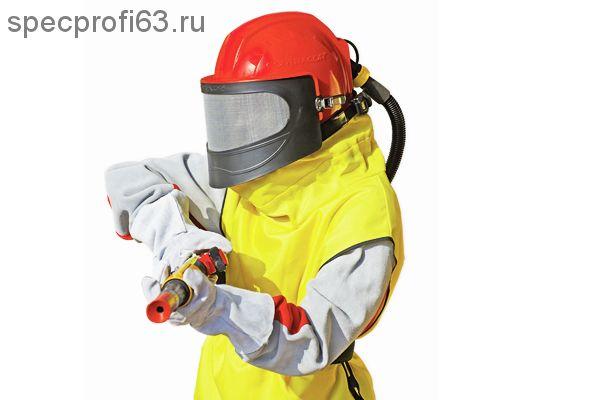 Шлем для пескоструйной работы CONTRACOR