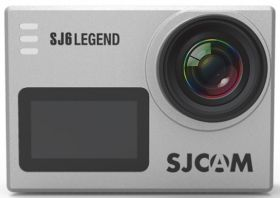 Экшн-камера SJCAM SJ6 Legend (серебристый)