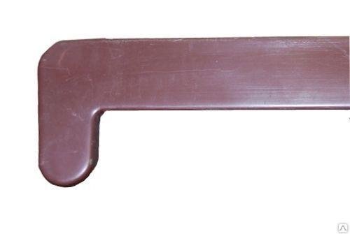 Торцевая заглушка для подоконника Витраж 480 мм