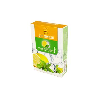 Al Fakher - Ледяной лимон с мятой