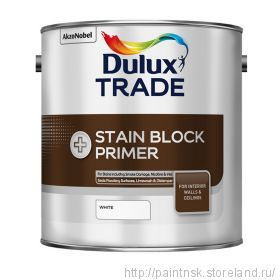 DULUX Stain Block Plus
