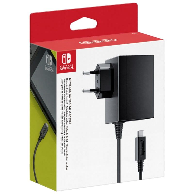 AC Adapter для Nintendo Switch