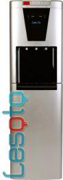 Кулер для воды LESOTO 888 L-B silver-black