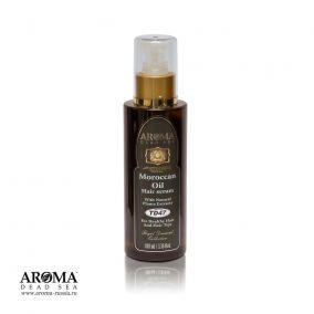 Серум с  аргановым маслом для волос (Марокканское масло)