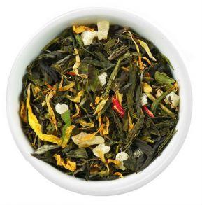 """Зеленый чай """"Восемь сокровищ Шаолиня"""""""