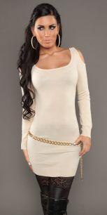 Мини-платье/ длинный свитер