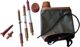 РЛО-К- лесной ранцевый огнетушитель (распылитель) с полипропиленовым гидропультом