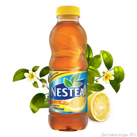 Напиток Nestea негазированный 0.5 л | Купить Nestea в упаковке 24шт.