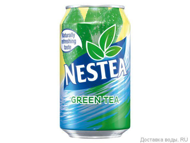 Напиток Nestea негазированный 0.33 л | Купить Nestea в упаковке 12шт.