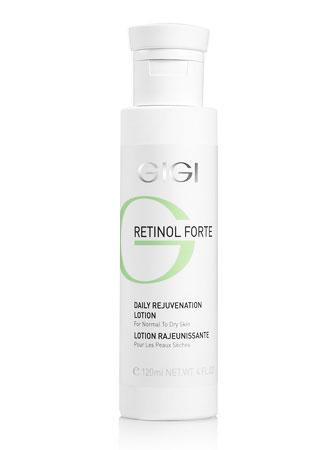 Лосьон-пилинг для нормальной и сухой кожи - RETINOL FORTE Daily Rejuvenation Lotion for normal to dry skin -
