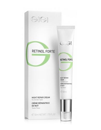 Ночной восстанавливающий крем для всех типов кожи RETINOL FORTE Night Repair Cream