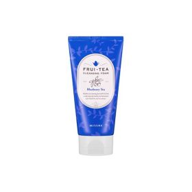 Missha Frui-tea Cleansing Foam Blueberry Tea 150ml - Очищающая пенка