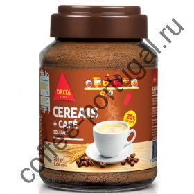 """Кофейный напиток """"Delta Cereais Soluvel"""" растворимый 200 гр"""