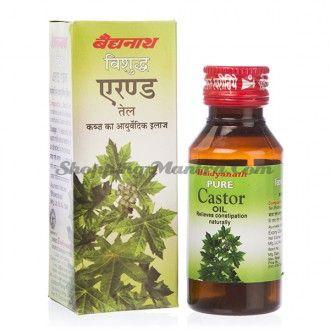 Касторовое масло Байдьянатх   Baidyanath Erand (Сastor) Oil