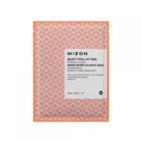 Mizon Enjoy Vital-Up Time Firming Mask 25ml - Маска листовая для лица укрепляющая