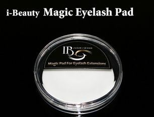 Eyelashes Magic Pad баночка с подносом для ресниц