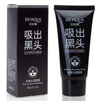 Черная маска-пленка от прыщей Bioaqua Black Mask 60 гр.