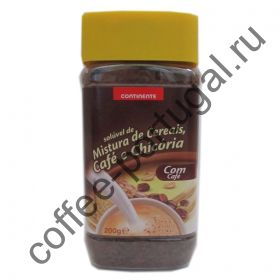 "Кофейный напиток ""Continente Mistura Soluvel 20% coffee"" растворимый 200 гр"