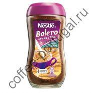 """Кофейный напиток """"Nestle Bolero 25% Fibra"""" растворимый 200 гр"""